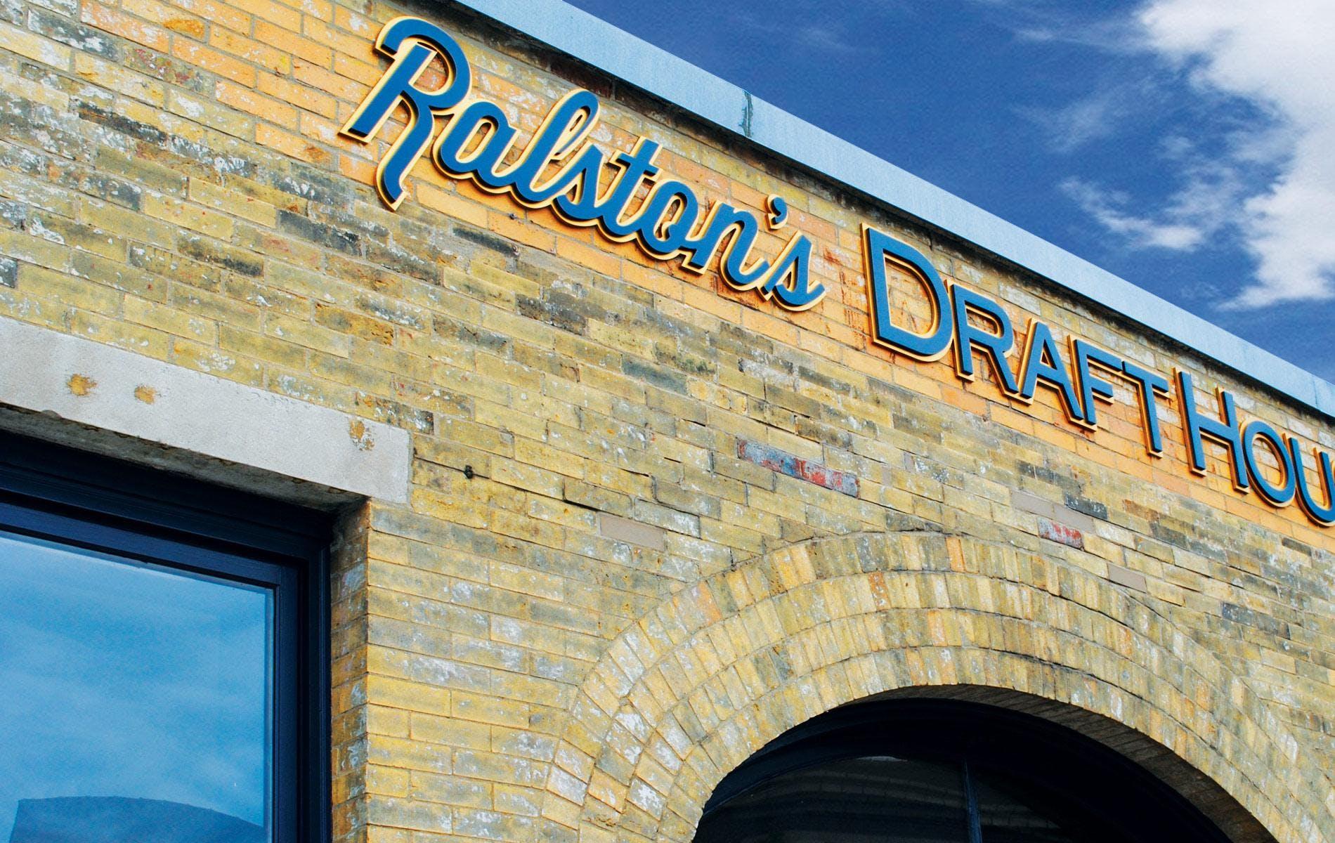 Happy Hour: Ralston's DraftHouse