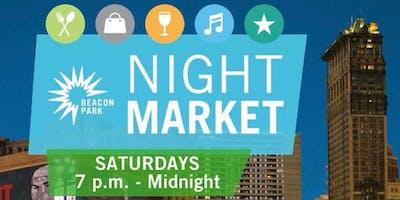 Night Market at Beacon Park