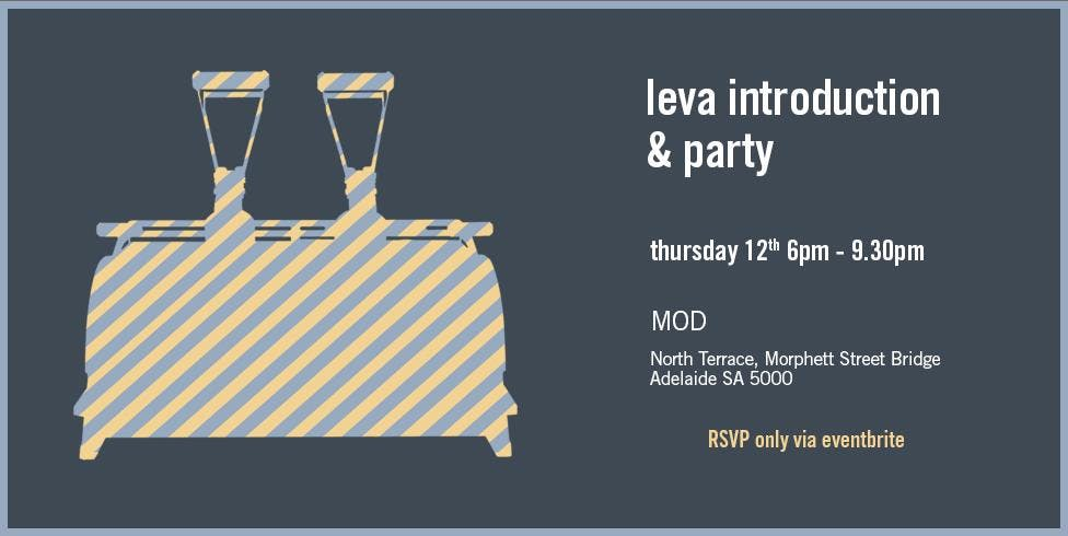 La Marzocco Local Party & Introduction to the Leva - Adelaide