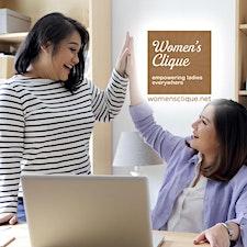 Women's Clique 妇女商业坊 logo