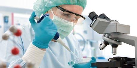 Curso de Riscos Químicos e Biológicos na Saúde do Conservador-Restaurador  ingressos