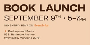 """""""I Am More Than My Hair"""" Book Launch"""