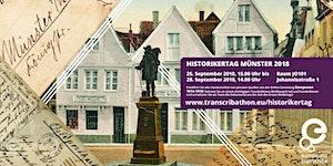 Transcribathon Historikertag Münster 2018