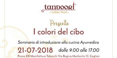 I colori del cibo
