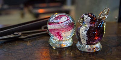 Make your own paperweight or festive bauble