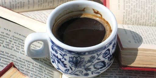 A Cuppa, Conversation and Craft (Savick)