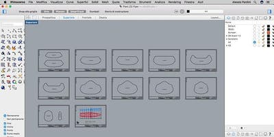 Workshop: Disegno vettoriale 2D con integrazione ai principi di modellazione 3D- Rieti
