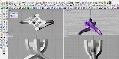 WorkShop: Modellazione 3D - Rhinoceros- Rieti