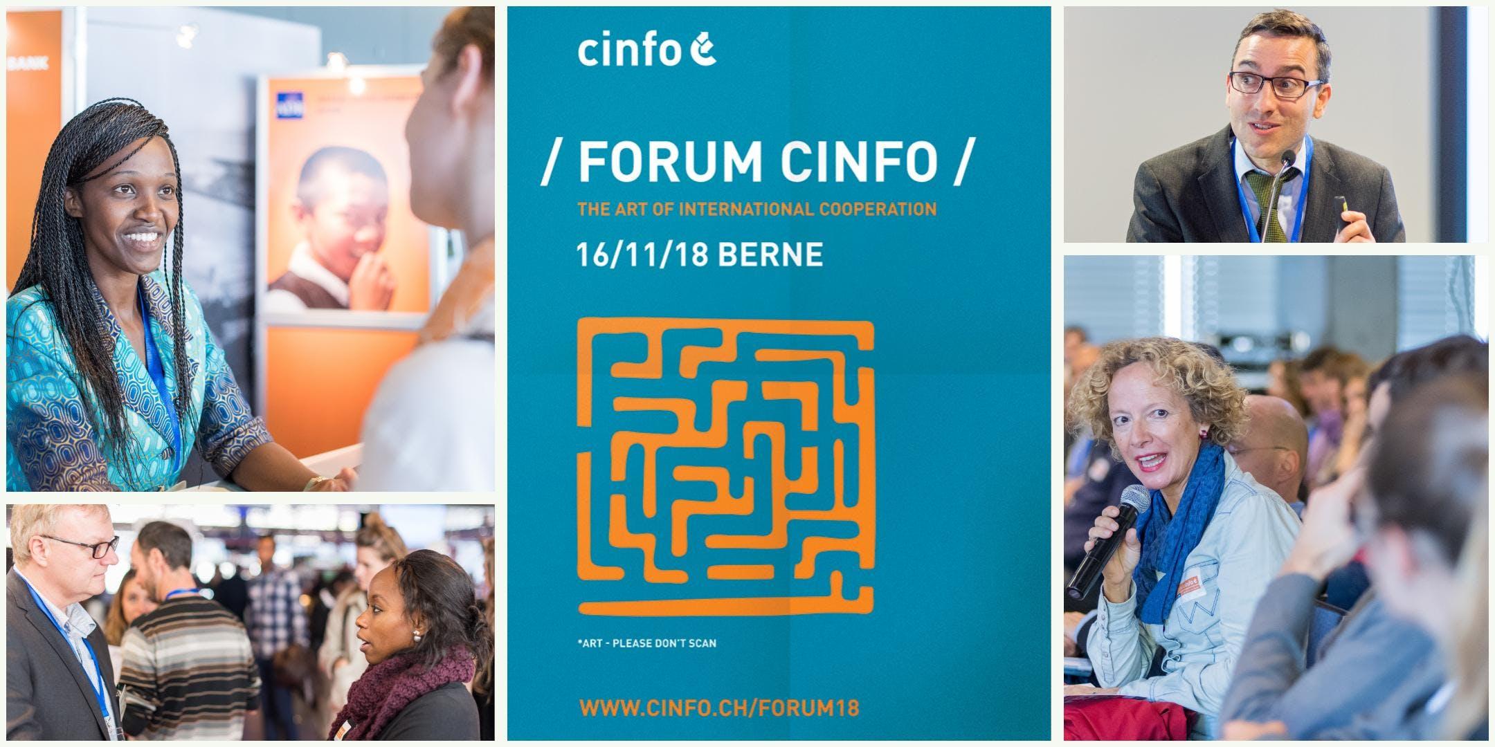 Forum cinfo 2018