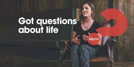 The Alpha Course - Fall 2019 tickets