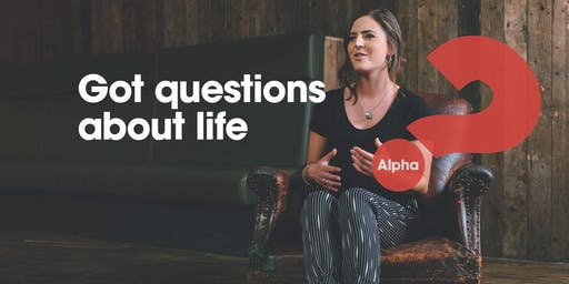 The Alpha Course - Fall 2019