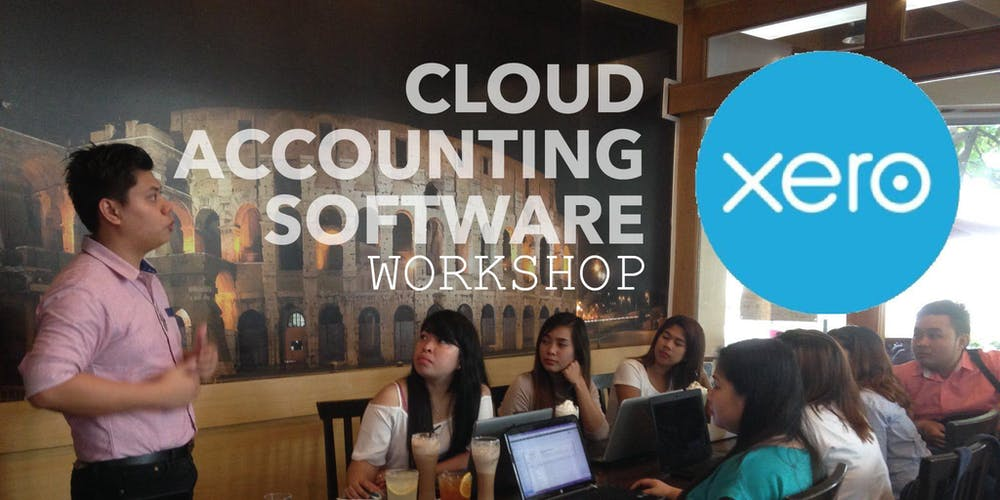 Xero Cloud Accounting Workshop Plus Two Xero Certifications