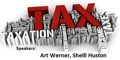 TAX REFORM | Federal Tax Update| Long Island, NY| Dec 20th-21st, 2018