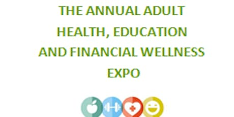 Adult Disabilities Health, Education and Financial Wellness Expo tickets