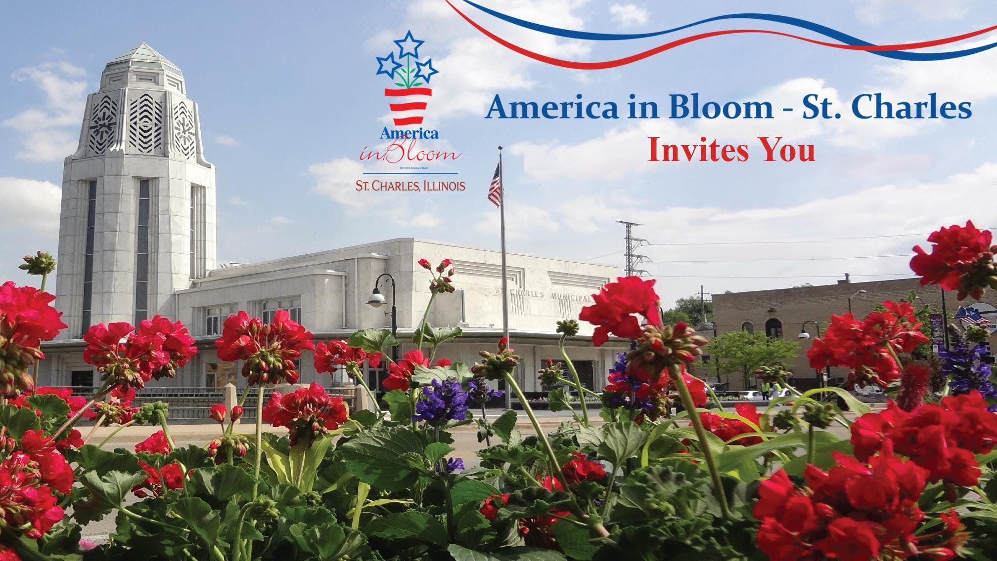 America in Bloom Judges Reception & Open Hous