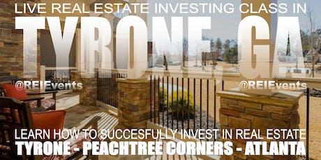 South Atlanta Real Estate Investing LIVE Orientation - Tyrone GA tickets