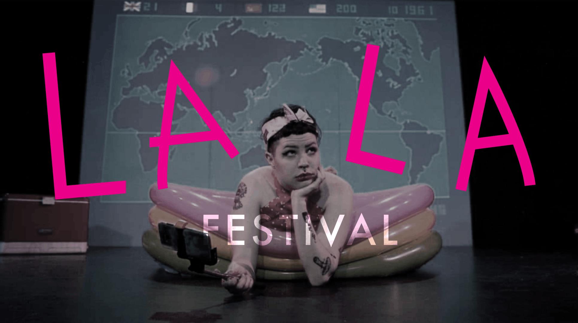 LALA 2018 Saturday Lineup: Addison, Alana/Patrick, Darian, and Anat