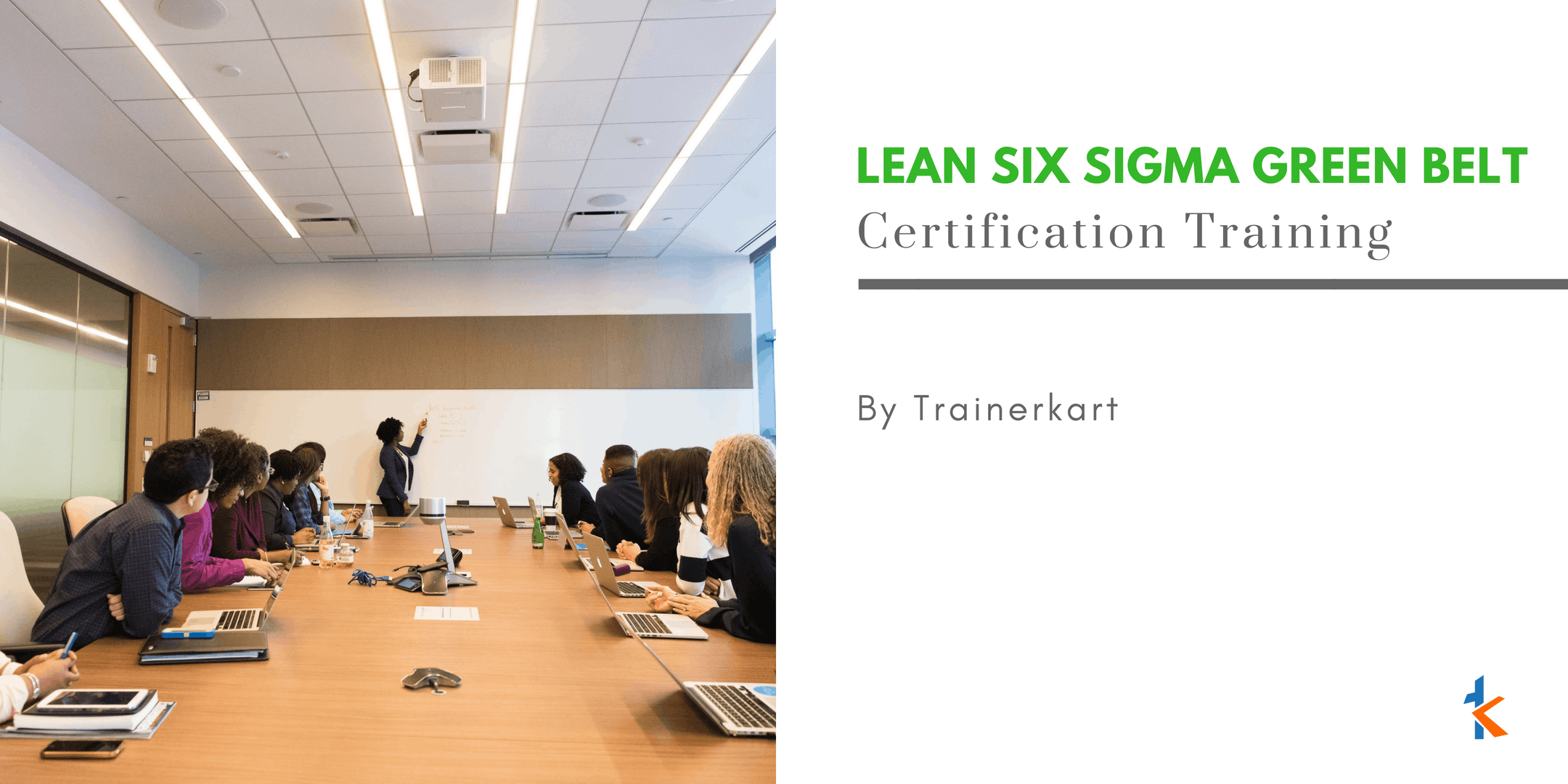 Lean Six Sigma Green Belt Training in Jamesto