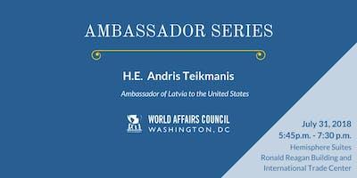 Ambassador Series: Latvia