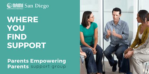 Parent Support Group - Parents Empowering Parents (PEP)