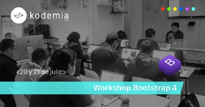 Kodemia Workshop: Bootstrap4