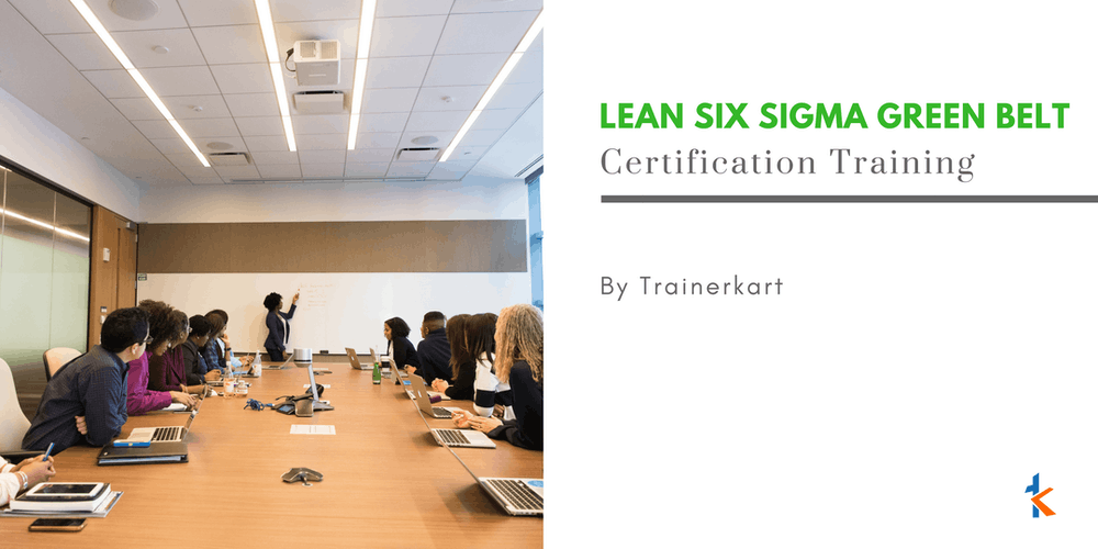 Lean Six Sigma Green Belt Training In Janesville Beloit Wi