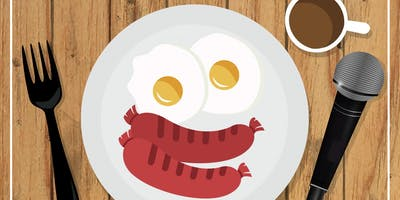 Afternoon Delight: Brunch Comedy for Busy People