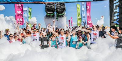 THE 5K FOAM FEST MEDICINE HAT, AB June 29, 2019