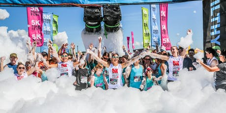 THE 5K FOAM FEST MEDICINE HAT, AB June 29, 2019 tickets