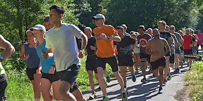 Neckarau parkrun - free, weekly, timed, 5km run, walk or jog