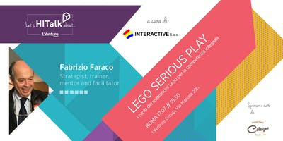 Let's HITalk about... LEGO Serious Play