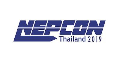 NEPCON Thailand 2019