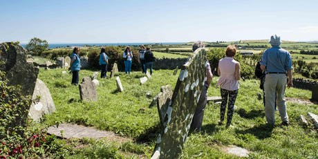Slanes Graveyard & Souterrain walking tour tickets