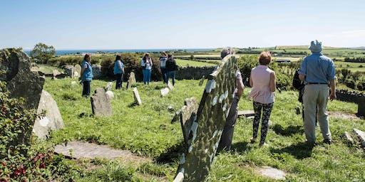 Slanes Graveyard & Souterrain walking tour