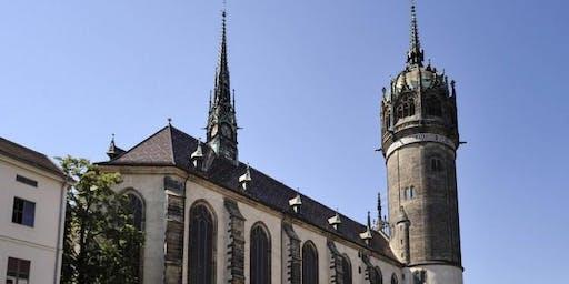 """Wittenberg-Ausflug Paket X - """"Schlosskirche 1"""" - (KonfiCamp 2018) - Freitag"""