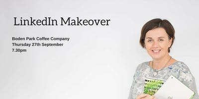 LinkedIn Makeover Evening with Social Bee