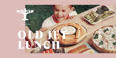 Old Jet Social Lunch (bring a dish)