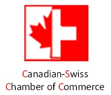 Canadian-Swiss Chamber of Commerce logo