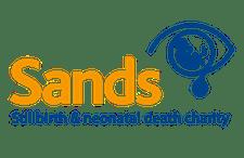 Sands, the stillbirth and neonatal death charity logo