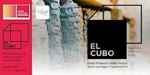 EL CUBO Contract Business Zone #ELCUBO18