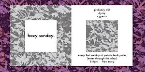 Hazy Sunday