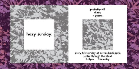 Hazy Sunday tickets