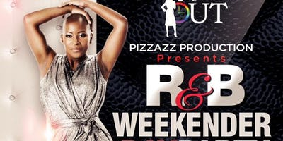 R&B Weekender Day Party & Brunch by Pizzazz Production