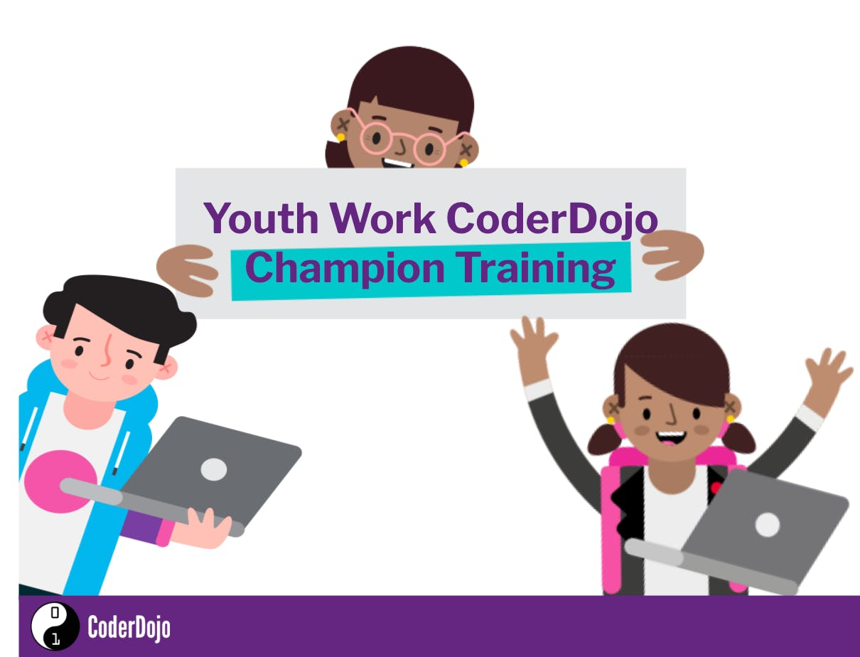 Wexford CoderDojo Champion Training in Youth Work