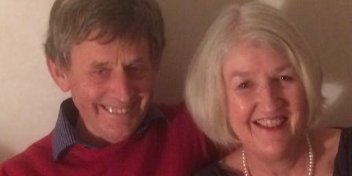 10 Month Group : Ray & Anne Fenning