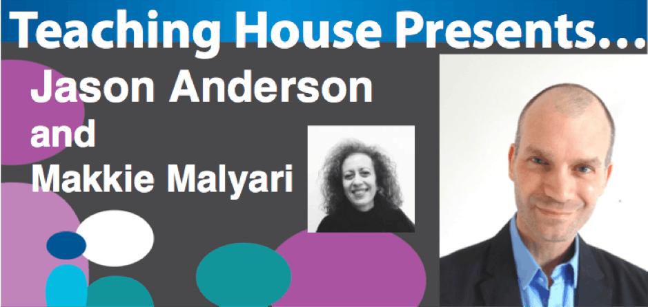 Teaching House Presents - Jason Anderson: 3 i