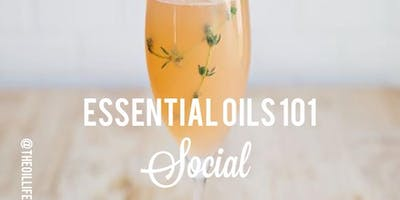 Wine & Wellness Introduction to Essential Oils