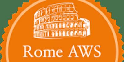 Meetup #AperiTech di AWS Roma