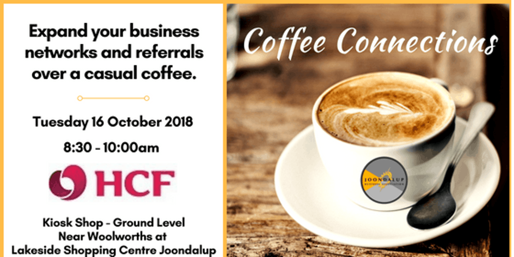 Coffee Connections - Business Networking Tickets, Tue, 16/10/2018 at ...