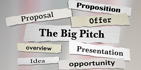 How to Design and Deliver a Winning Pitch  tickets